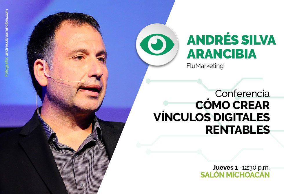 andres silva arancibia, conextrategia, libro, marketing digital, experto, conferencias, charlas, seminarios, speaker, big data, transformación digital, internet de las cosas, inteligencia artificial