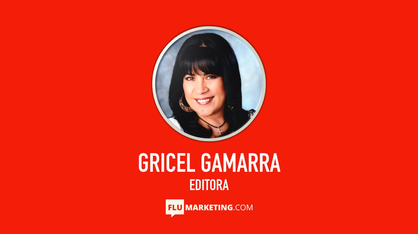 Gricel Gamarra, Editora, Flumarketing, marketing, speaker