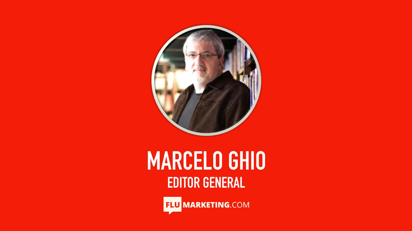 Marcelo Ghio, Editor General, Flumarketing, Oxitobrands, Branding