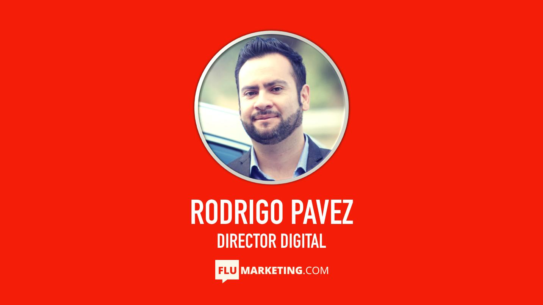 rodrigo pavez, director digital flumarketing