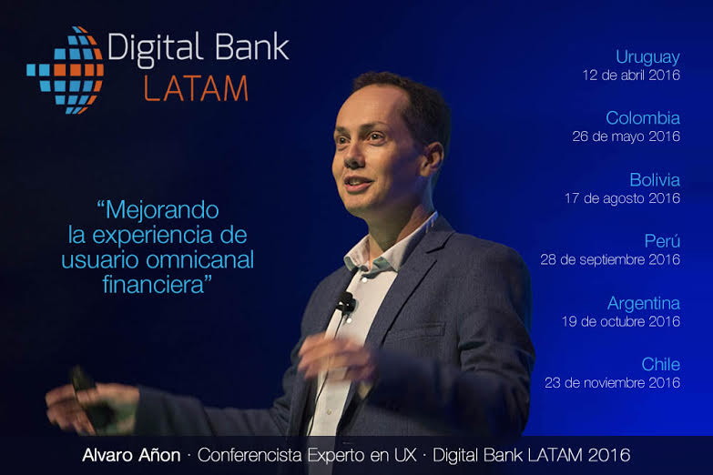 Alvaro Añon Speaker Digital Bank 2016
