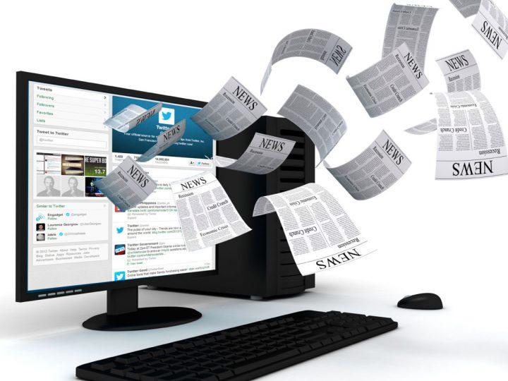 Los Viejos Medios Impresos Y La Creación De Valor En La Era Digital